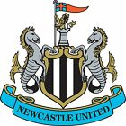 Newcastle United Football Club upon Tyne Vinyl Decal/Sticker- 4 Sizes Available