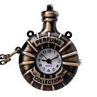 Pick 17pc Antique Style HOT NEW Pocket Watch Quartz Pendant Unisex Watches Chain