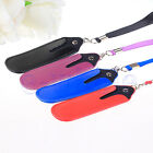PU Leather Case Pouch Necklace Lanyard EGO E-cigarette Ecig Neck Sling  BE