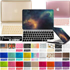 Kyпить Rubberized Case Cover with Keyboard Skin for Apple MacBook air Pro 11 13 15 inch на еВаy.соm