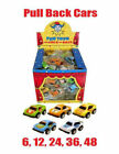 PULL BACK MINI CARS CHILDREN PARTY BAGS FILLERS LOOT GOODY TOYS