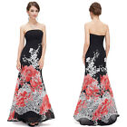Ever Pretty New Trailing Floral Printed Formal Evening Party Dress 08402