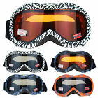 Digital Camo Anti Fog Aerodynamic Foam Pad Snowboard Ski Protection Goggles