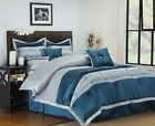 Carrington 7-Piece Luxury Bed-In-Bag Sets