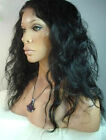 Charming 100% India Human Hair Body Wave Hront/Hull Lace Wig With Baby Hair Wig