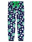 NWT Justice Girls Polar Bear Soft Fleece Pajamas Lounge Pants U Pick Size! NEW