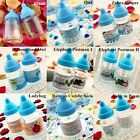 36pcs Blue Baby Bottle Baby Shower Favours with/without Personalisation