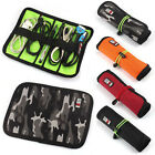 1PC Cable Organizer Foldable Travel Portable Pouch Storage Organizer Low-Priced