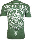 Archaic AFFLICTION Mens T-Shirt VENGEANCE Fighter Biker UFC American M-XXL $40