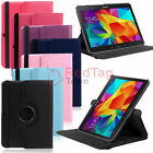 Rotating Leather Case Smart Cover for Samsung Galaxy Tab 4 10.1 SM-T530NU T537