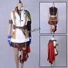 "Special Style Men Fancy Final Fantasy XIII 13"" Lightning Anime Cosplay Costume"