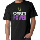 Dragonball Z T Shirt, CELL COMPLETE POWER workout shirt NEW