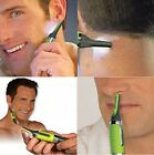 Amazing 2 Types Body Beard Shaver Men Hair Trimmer Clean Male Sideburns New W