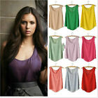woman tank tops fashion sexy tops  vest sleeveless Tops Tees Lady Casual T-shirt