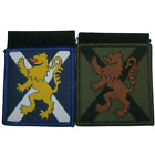 Royal Regiment of Scotland VELCRO Flash - Blue and Green