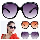 Fashion Designer Oversized Womens ladies Retro Vintage Shades Eyewear Sunglasses