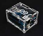 Arduino Uno & Ethernet Shield Case Enclosure Acrylic Box