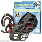Baskerville Ultra Dog Muzzle,  Soft Basket Muzzle Comfort Mesh,  No Bite Muzzle