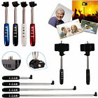 Wireless Bluetooth Shutter Extendable Handheld Monopod for Samsung Cameras