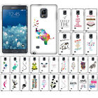For Samsung Galaxy Note Edge Dream Catcher Snap On HARD Case Cover Accessory