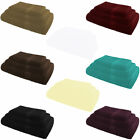 Wholesale 450gsm Cotton Towels Hand, Bath or Bath Sheet in 8 Colours Hairdresser
