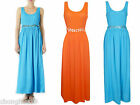 New Ex-Chainstore TopShop Crepe Maxi Long Evening Party Wedding Dress Size 6-14