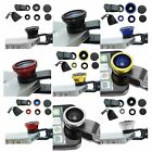 3 in 1 Universal Fish Eye + Wide Angle + Micro Camera Lens For Apple Samsung HTC