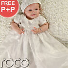 Baby Girls Ivory Christening Dress, Baptism Dresses, Girls Dresses UK