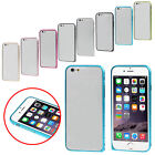 Case Cover for iPhone 6 4.7 inch Luxury Aluminium Alloy Bumper Frame Gayly