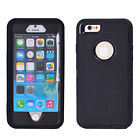 Iphone 6 Case Best Deals - Shockproof Hard Protective Hybrid Case Cover For Apple iPhone 6 6S 4.7/5.5