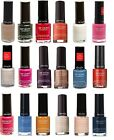 Revlon Colorstay Nail Varnsh Polish Nude Pink Cafe Red Carpet Blue Slate Mocha