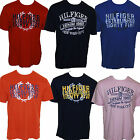 Tommy Hilfiger Graphic T-Shirts Lot Of 10 Mens Tees All Sizes Colors Ten P064