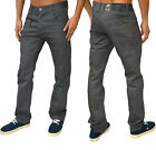 Mens Eto Jeans Classic 5 Pocket Style Smart Colour Denim Regular Slim Fit Pants