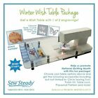 Janome Sewing Machine Sew Steady Wish Extension Table PACKAGE Winter Sale