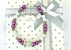Engraved First Holy Communion/Christening/Baptism/Name Day Baby Bracelet in Box