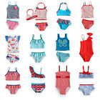 "VaenaitBaby Toddler Kids Tankini Bikini bathing suit""Girls swimsuit""2T-5T"