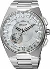 Citizen Eco-Drive F100 Satellite Wave Air GPS Sapphire Titanium Watch CC2001-57A