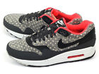 Nike Air Max 1 LTR Premium Unisex Lifestyle Anthracite/Black-Granite 705282-002