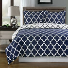 Meridian Navy 100% Egyptian Cotton Duvet Cover Set