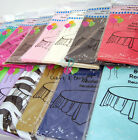 """(12-pack) Plastic Table Covers 84"""" ROUND TABLECLOTH (Reusable) in 22 colors"""