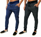 Mens Designer Drop Crotch Skinny Stretch Joggers Bottom Pants Trouser GA 134 Jog