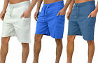 Mens Designer Casual Jogger Summer Shorts Sweat Fleece Running Gym Sports GA 133