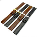 Leather Watch Band Strap Extra Long XL Lizard Grain (Flat Profile)16mm 18mm 20mm