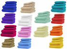 Luxury 100% Egyptian Cotton Super Soft Hand Bath Towel Bundle 4 Piece Bale Set