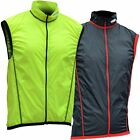 2014 Lusso Mens Skylon Windproof Road Cycle Bike Winter Waterproof Cycling Gilet