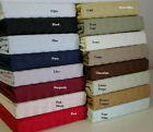 Egyptian-Cotton-Blend Wrinkle-Free Sheets 650-Thread-Count Striped Sheet Set