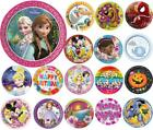 Boys Girls Birthday Party Plates Over 20 Styles Batman Frozen 1st Birtday