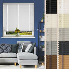 Quality Real Wood Venetian Blinds With Tapes - 35 / 50mm Wide Slats, 10 Colours