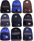 New Balance Mellow Backpack Men Fabric Bag