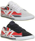 Gola Classics Gola Quota Womens Canvas Trainers Size 3 4 5 6 7 8